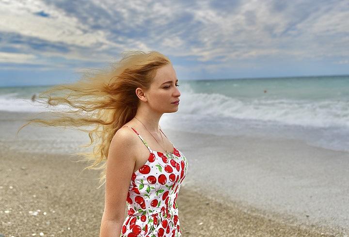 Любава Трофимова музыка и море 01